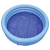 Tesco 90cm 3-Ring Paddling Pool