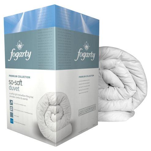 Fogarty So-Soft Double Duvet, 10.5 Tog,