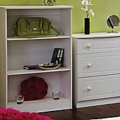 Welcome Furniture Warwick Bookcase - White