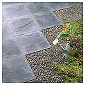 Ashby Charcoal Riven 450x450 Paving