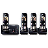 Panasonic KXTG6624 Digital Cordless Phone with Answer Machine