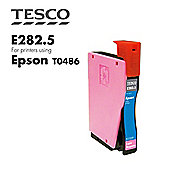 Tesco T0486 Light Magenta Printer Ink Cartridge (for Epson T 0486)