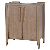 Eva Light Oak Undersink Unit