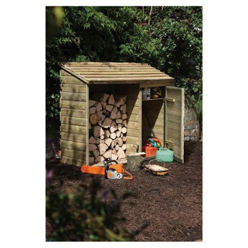 Timberdale Log & Garden Tool Store