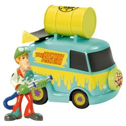 Scooby-Doo! Vehicles Figure (One Supplied Only)