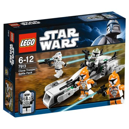 LEGO Star Wars Clone Trooper Battle Pack 7913