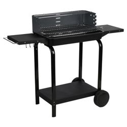 Tesco Rectangular Charcoal BBQ
