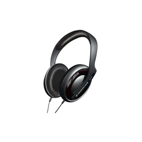 Sennheiser HD 202 Closed Back On-ear Stereo Headphones - Black
