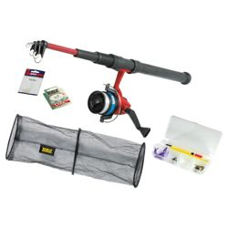 Zebco Universal Starter Fishing Set