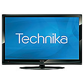 "Technika 26-56D 26"" Widescreen HD Ready LCD TV DVD Combi with Freeview"