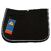 Cottage craft Apollo GP Saddlecloth Black Pony