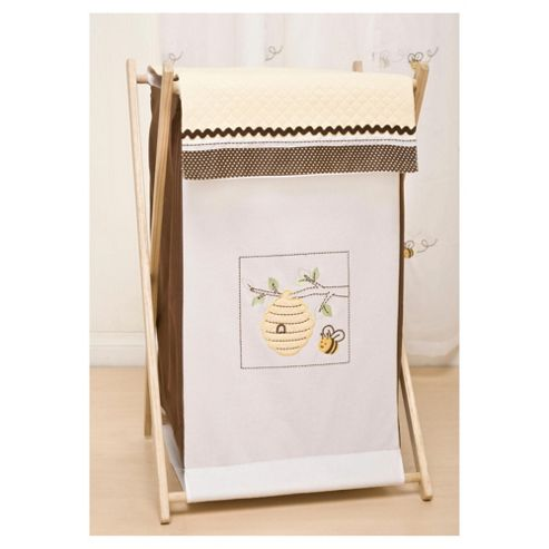 Kids Line Cute As Can Bee Clothes Hamper