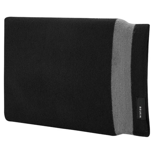 Belkin Knit Sleeve Black/Soft Grey for Apple iPad 2 (F8N276cw139)