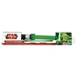 Star Wars Electronic Lightsaber Yoda