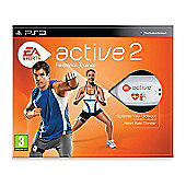 Ea Sports Active 2 (PS3)