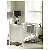 Saplings Stephanie Cot Bed, White
