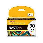 Kodak 30CL Printer Ink Cartridge - Tri-colour