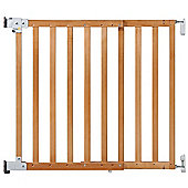 Safety 1st Wallfix Safety Stair Gate, Wood