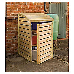 buy rowlinson recycling box store curved lid from our. Black Bedroom Furniture Sets. Home Design Ideas