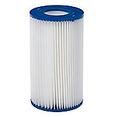 "Tesco 4.25"" X 7.6"" Swimming Pool Filter Cartridge"