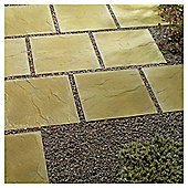 Ashby Buff Riven 600x600 Paving