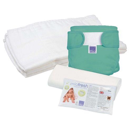 Bambino Mio Intro Kit - Cotton Nappy Trial - Newborn