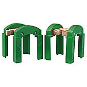 Brio Classic Accessory Stacking Supports, wooden toy