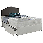 Airsprung Danbury Luxury King Size Non Storage Divan Bed
