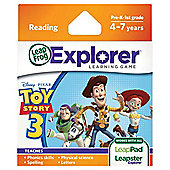Leapfrog Explorer Toy Story 3 Game