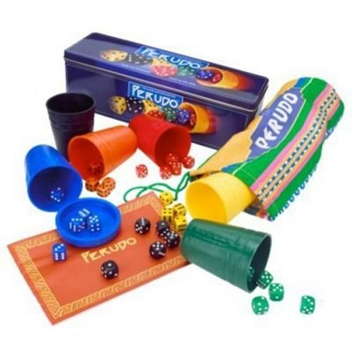 Perudo Dice game