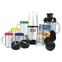 how to use magic bullet as food processor