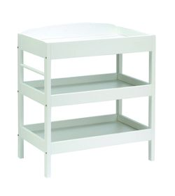 East Coast Clara Dresser, White