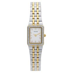 Ladies stone set watch
