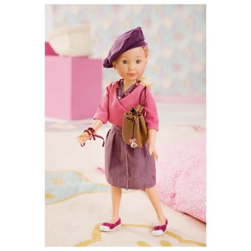Annabell Tween Doll Purple Hat