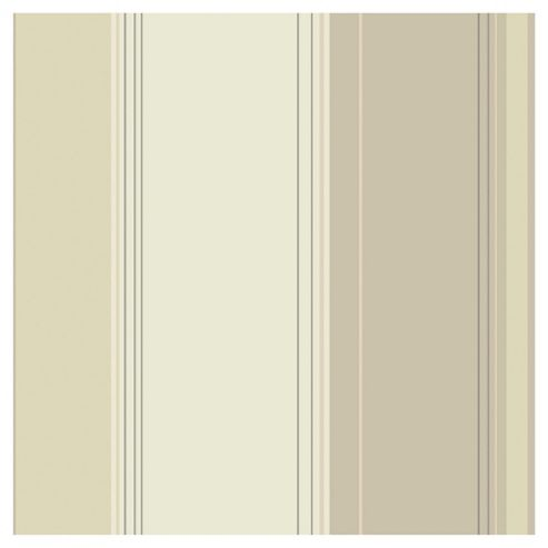 Arthouse Da Vinci stripe cream wallpaper