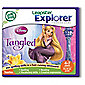 LeapFrog Leapster Explorer Disney Tangled Game