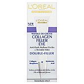 L'Oreal Paris Wrinkle Decrease Collagen Filler Eye 15ml