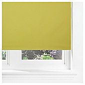 Thermal Blackout Blind 120Cm Olive Green