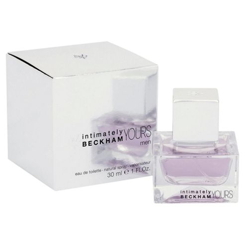 David Beckham Intimately Yours EDT Spray 30ML