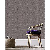 Graham & Brown Juan Wallpaper - Amethyst