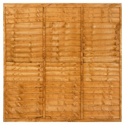 Timberdale 6x6 Lap Panel Pack of 10