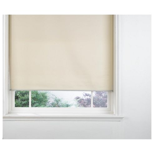 Strand Metal Roller Blind Cream 90Cm