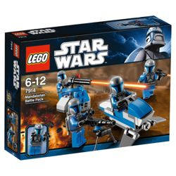 LEGO Star Wars Mandalorian Battle Pack 7914