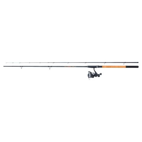 Browning Syntec Feeder Combo Fishing Rod With Carry Case