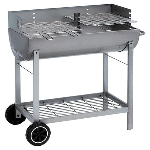 Landmann Oil Drum Charcoal BBQ 11543