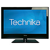 "Technika 40-270 40""  Widescreen HD Ready 1080p LCD TV with Freeview"