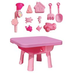 Tesco Packaway Sand & Water Play Table