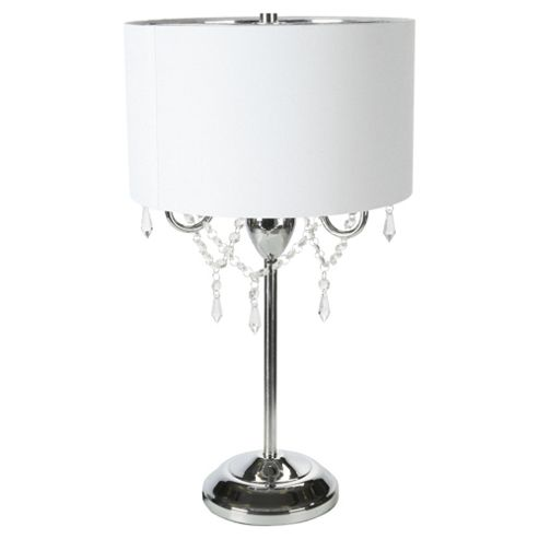 Signa Anna Table Lamp White