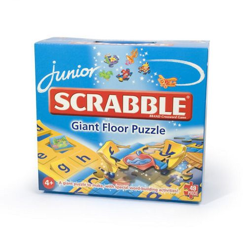 Junior Scrabble Floor Puzzle
