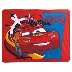 Disney Pixar Cars 2 Fleece